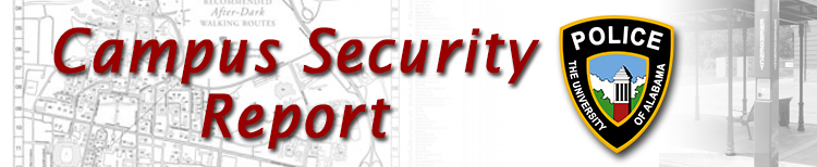 Campus Security Report